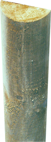 Querriegel grün 8 x 300 cm gefräst