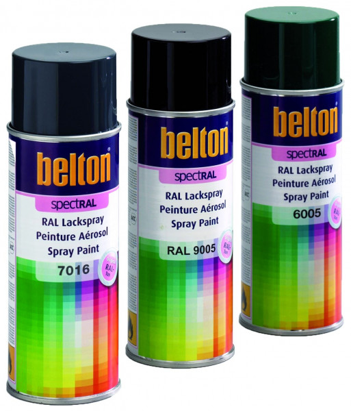 Spraydose, 400 ml RAL 6005, grün