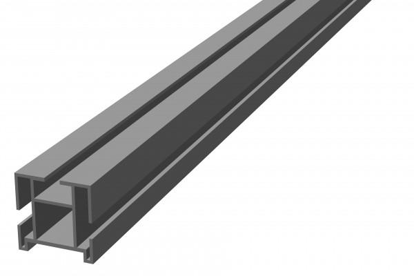 Dreamdeck Aluminium verwindungsstabile Unterkonstruktion 40 x 40 mm, 400 cm lang