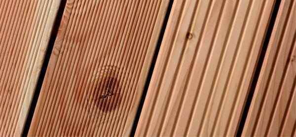 Terrassendiele Douglasie 28 x 145 mm, 400 cm