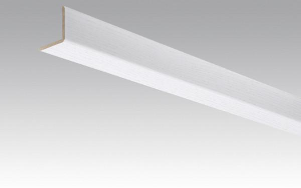 Meister Winkelleiste Classic-weiß 087 feuchtraumgeeignet 238 cm