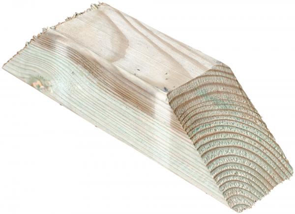 Kopfbänder für Pergola grün 9 x 9 x 35 cm