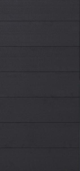 TJÖRN-Serie Torfüllung ANTHRAZIT Bausatz, ca. 90 x 175 cm