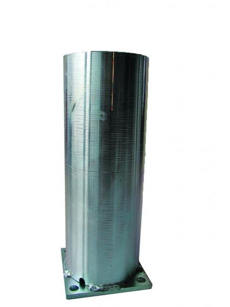 Pfostenkonsole, Lightline für Zaunpfosten zum Aufdübeln ohne Dübel und Schrauben #1006