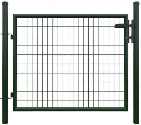 STRONG Einzeltor RAL 7016 ANTHRAZIT 1250 x 1000 mm inkl. Pfosten + Beschlägen, MW 50/100 mm 2 Torp