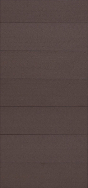 TJÖRN-Serie Torfüllung SCHOKOBRAUN Bausatz, ca. 90 x 175 cm