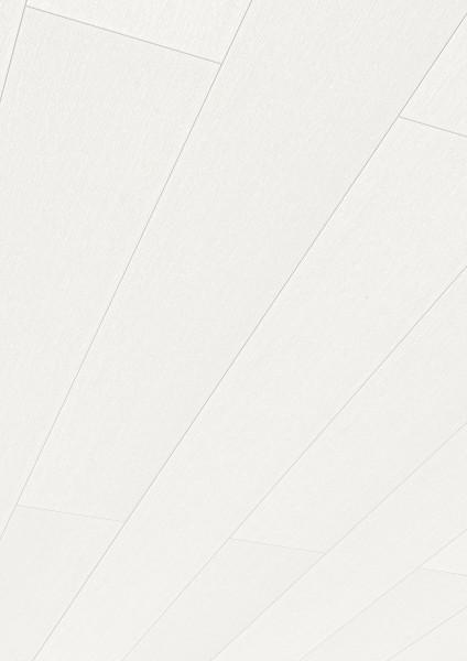 *Meister Paneele Bocado 250 Classic Fineline Weiß 4029 feuchtraumgeeignet 260 cm