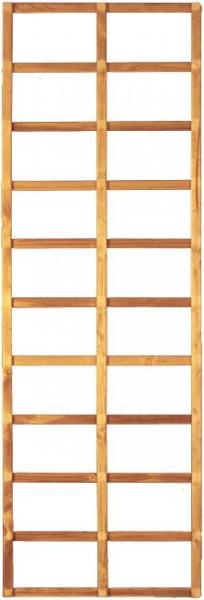 Spalier ohne Rahmen grün 60 x 180 cm Rankstäbe 12 x 30 mm