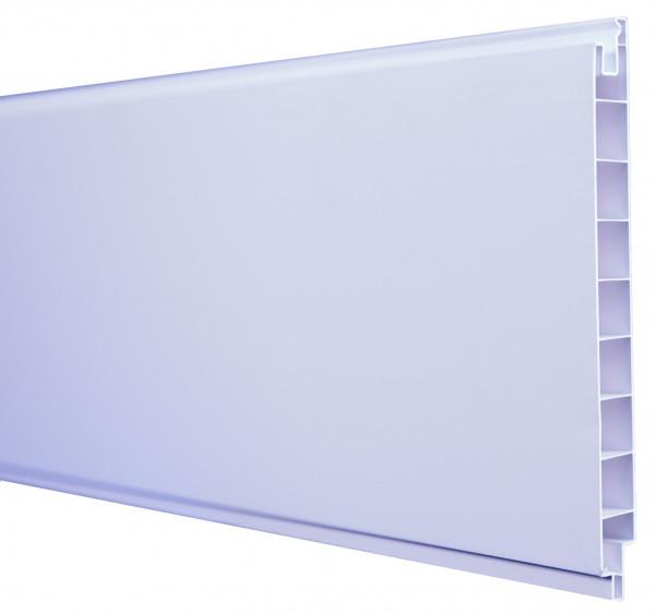 LIGHTLINE Steckzaunsystem Nut- und Federprofil 17 x 200 mm, Länge 180 cm (aktuelle Lieferlänge 20