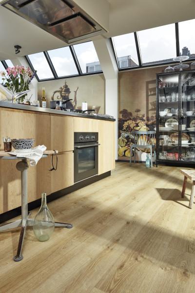 MeisterDesign. life® DL 800 Bauereiche natur 6832 Natural Wood-Struktur Nachbildung