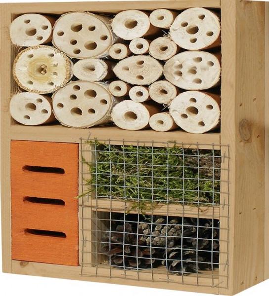 LABO-3D Insektenhaus 1 36 x 36 x 12 cm