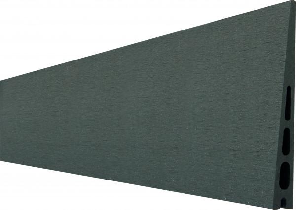 SKÄR-Serie BPC-Steckzaunsystem Schwedenprofil, ANTHRAZIT 1796 x 20 x 148 mm #NO 100