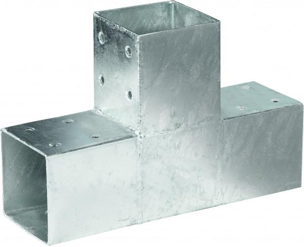 QUATRO-Steckverbinder Mitte einfach, für 9 x 9 cm 30,5 x 20 x 9 cm