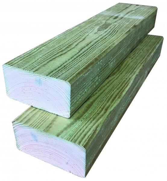 Konstruktionsholz grün 60 x 120 x 4000 mm allseitig glatt