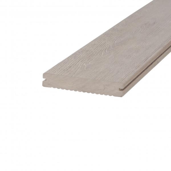 Dreamdeck WPC BiColor Terrassendiele Relief-Holzmaserung/fein geriffelt sand 300 cm