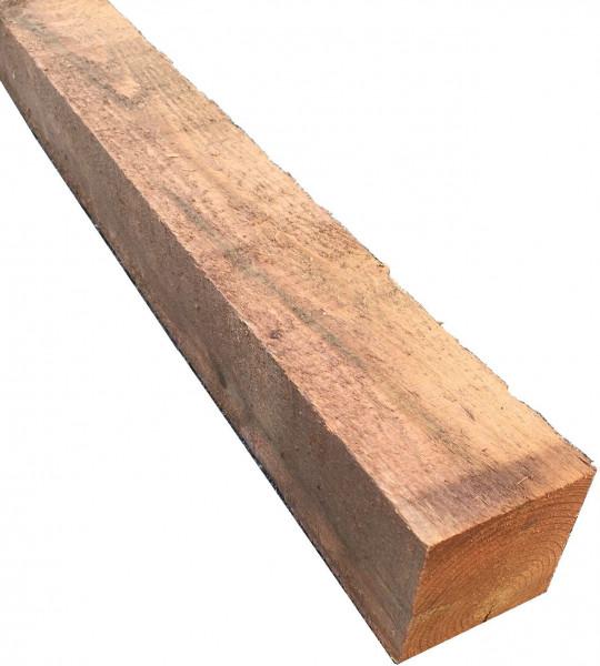 Pfosten kd-braun sägerau, 9 x 9 x 110 cm für SEELAND-Serie